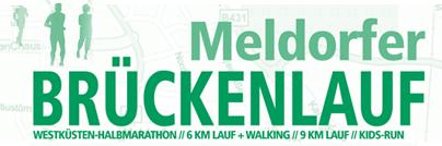 Meldorfer Brückenlauf Logo